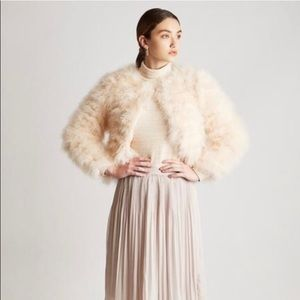 NWT Ava & kris feather jacket